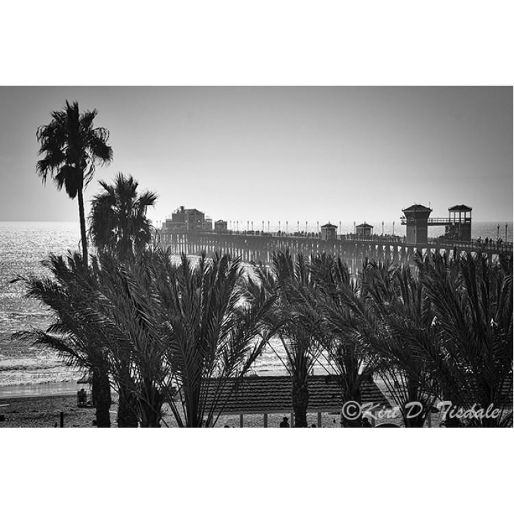 Oceanside, California Pier