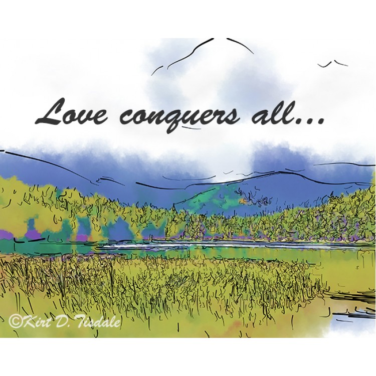 Love Conquers All: Butchart Gardens