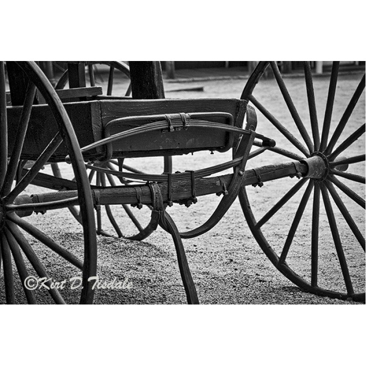 The Back Of A Carriage