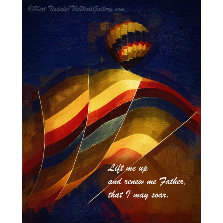 Family - Flamingo Flock In Abstract