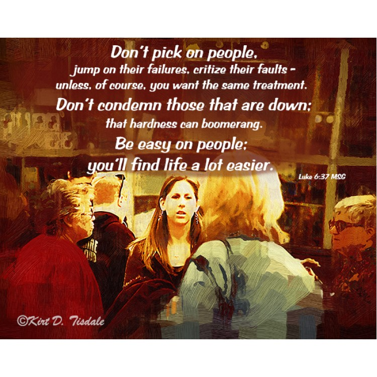 His Light Conquers