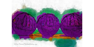 The Purple Balls