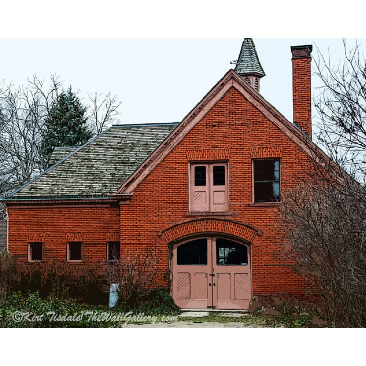 Heritage Hill Carriage House