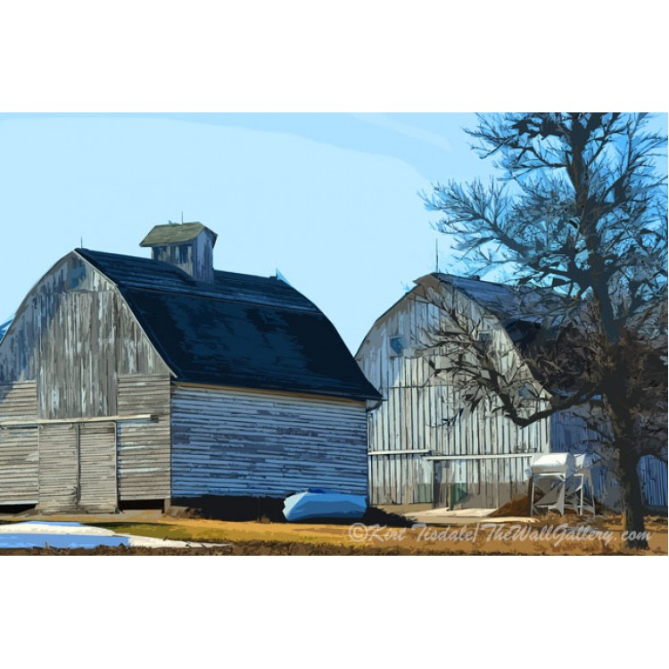 Side By Side Barns