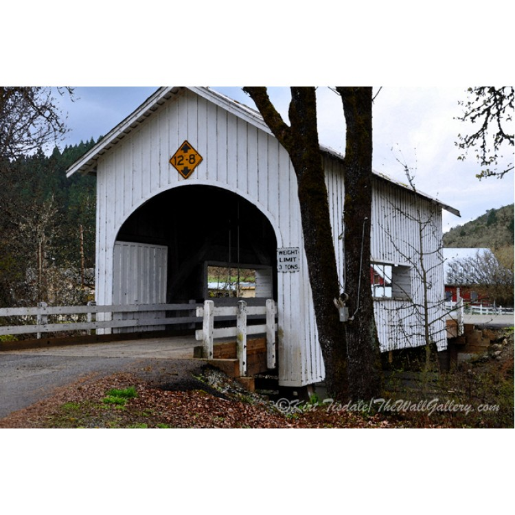The Short Covered Bridge
