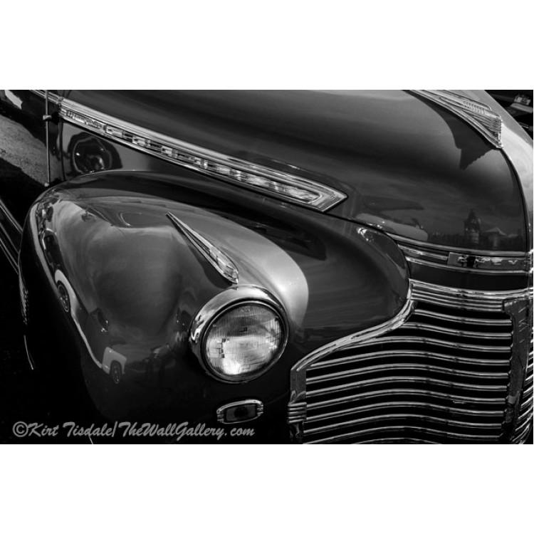Black And White Short Covered Bridge