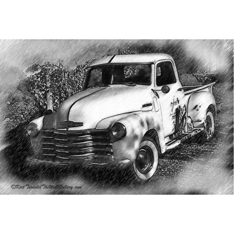 The Chevy Truck