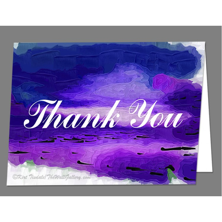 Search Tag Thank You Cards
