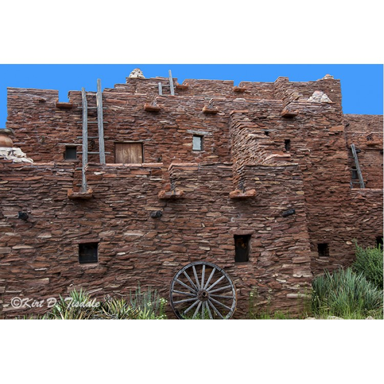 Levels Of The Hopi House