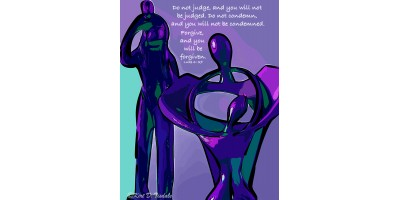 Judging Others Leads to Being Judged by Others