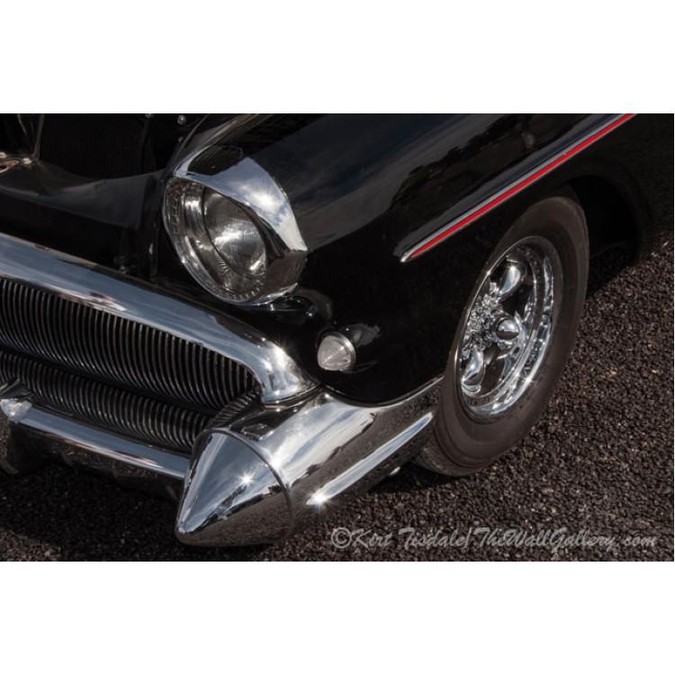 Classic Automobile Bumper