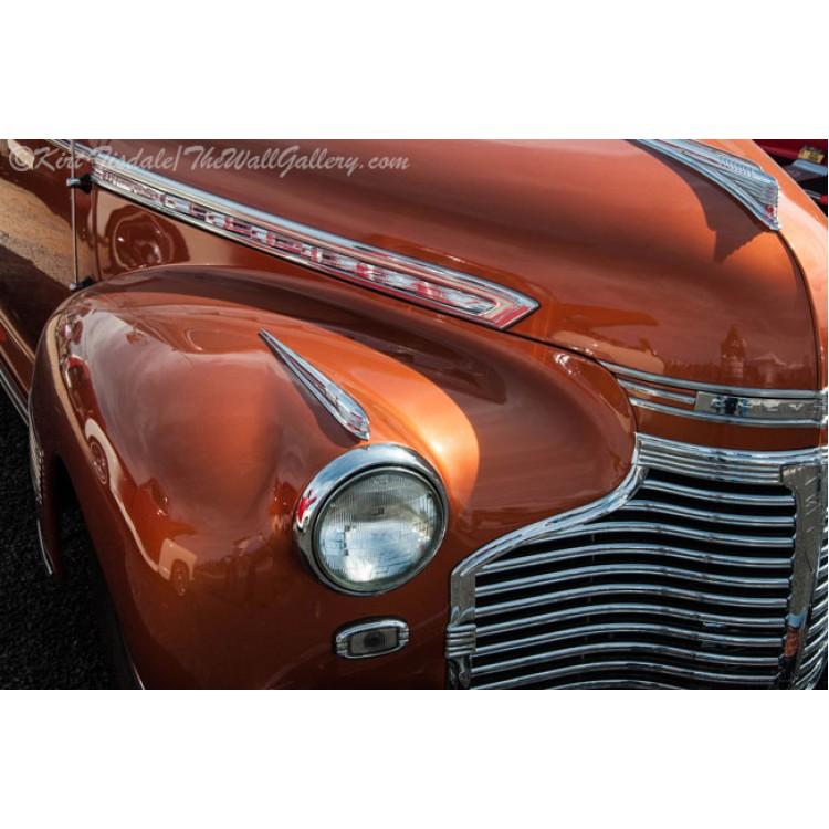 Classic Automobile Fender
