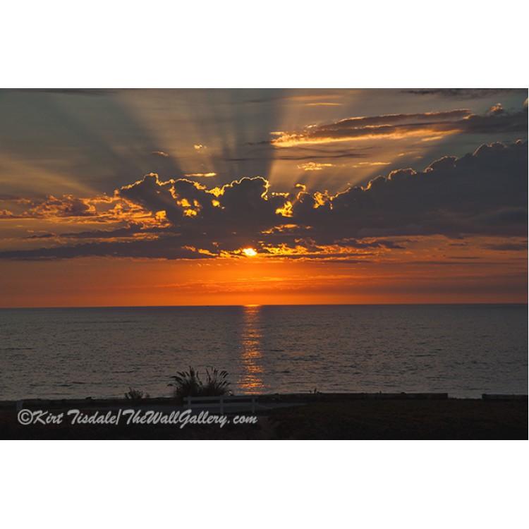 Carlsbad Pacific Ocean Sunset