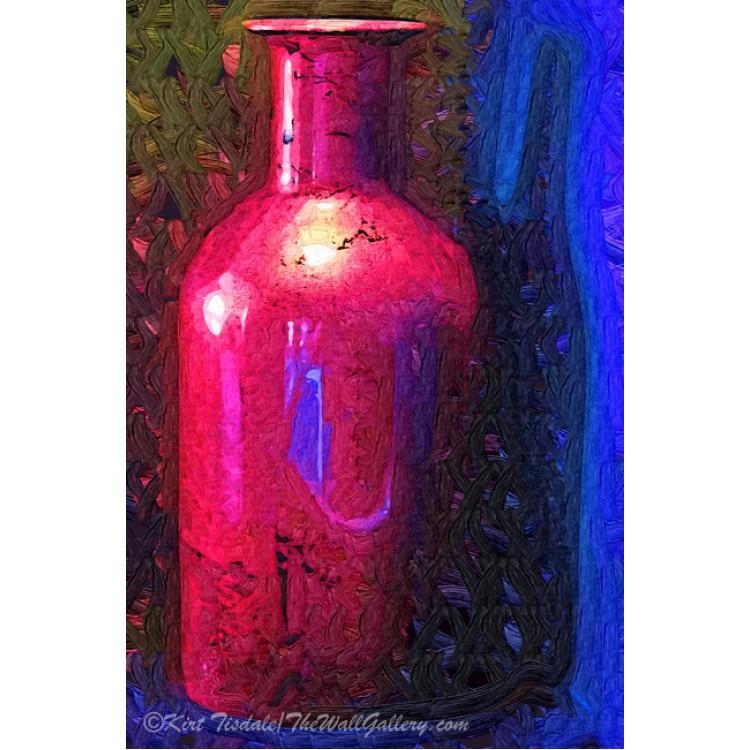 Fauvist Vase
