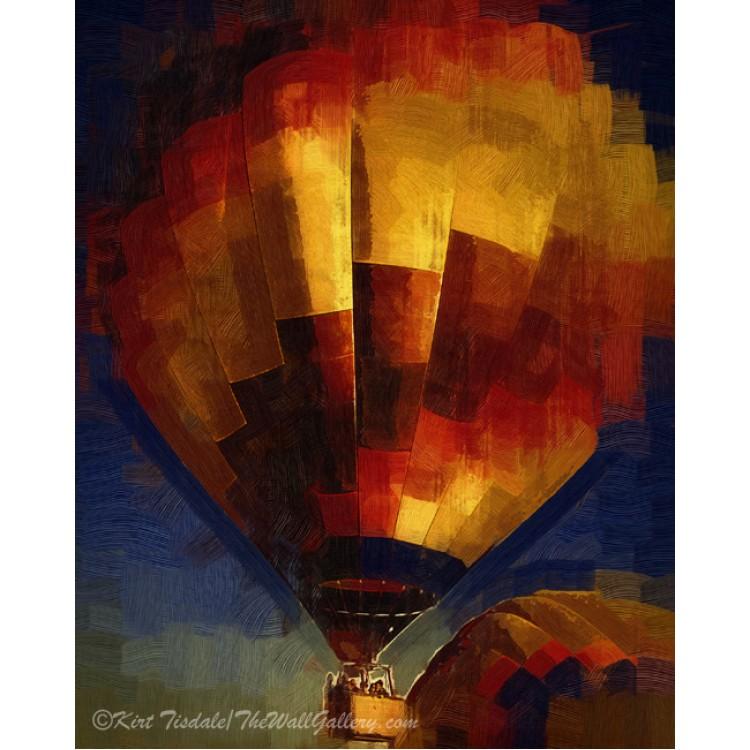 Hot Air Balloon Gondola