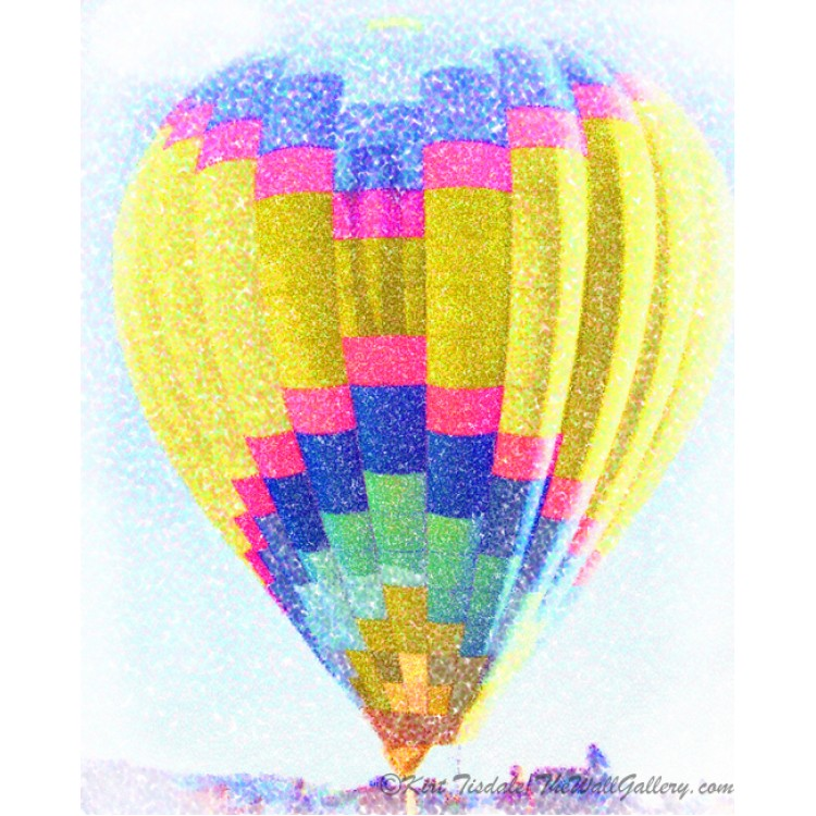 Famous Hot Air Balloon Wall Art Component - Wall Art Collections ...