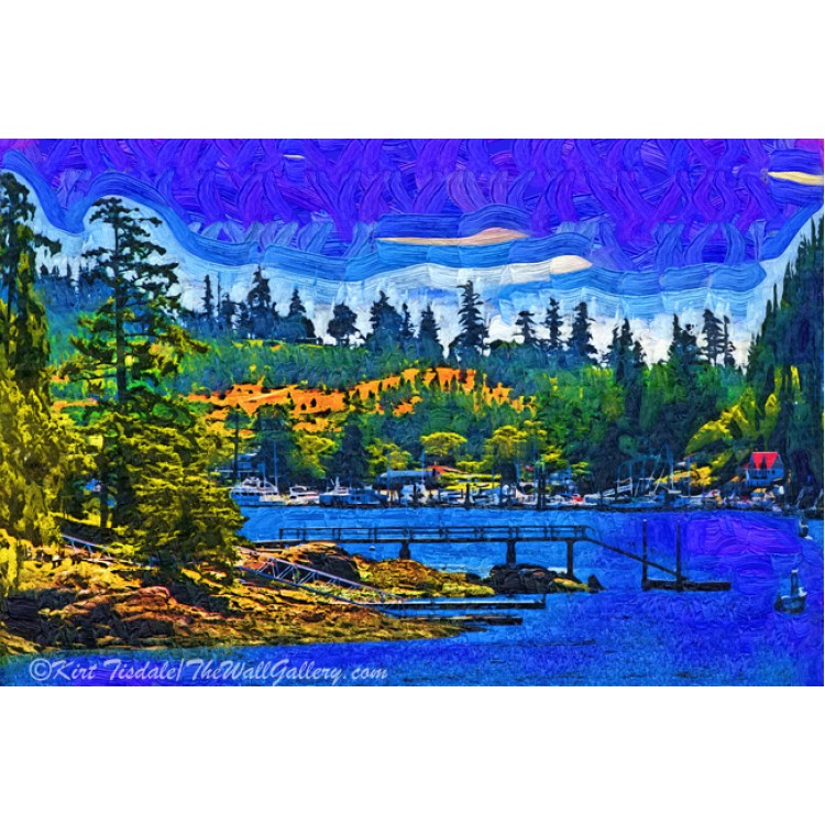Friday Harbor Fauvist