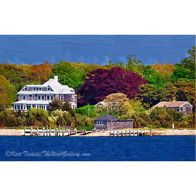 New England Summer Homes