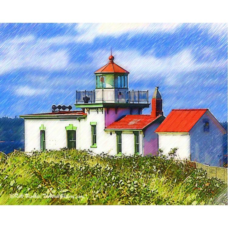 Docked Masts