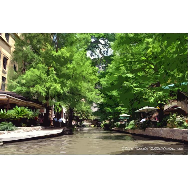 San Antonio River