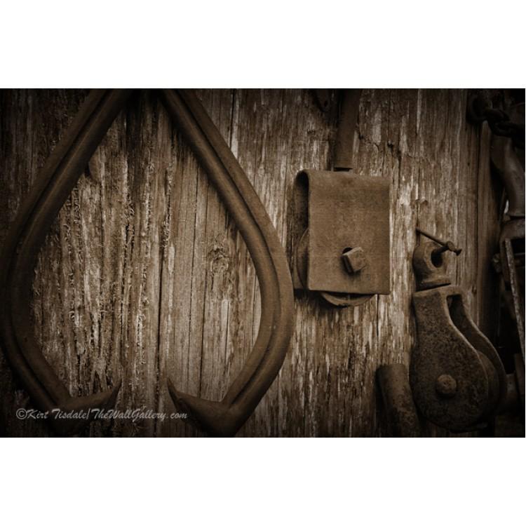 Old West Wagon Wheels