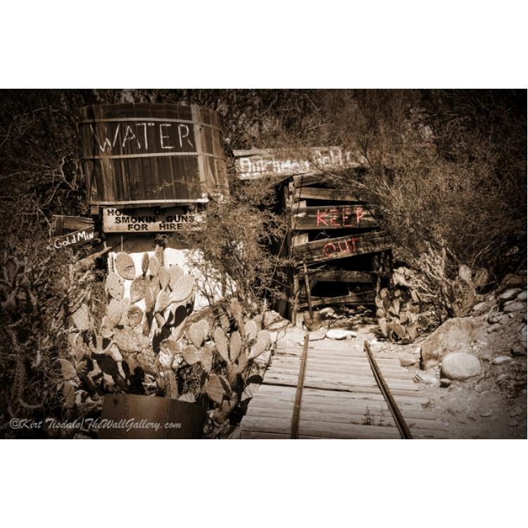 Old Mining Tracks