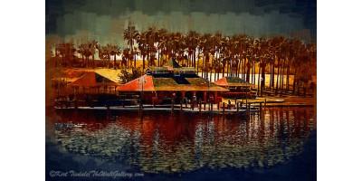 Boat Dock On North Lake